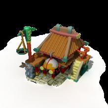 Q版小房子
