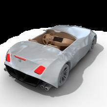 宝马-汽车-家用汽车-CG模型-3D城