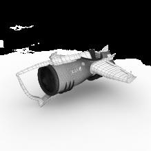 飞机-飞机-其它-CG模型-3D城