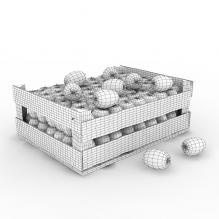 果篮-工业设备-工具-CG模型-3D城