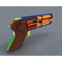 The magnan 88 pistol