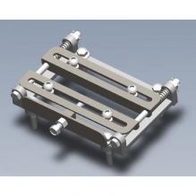 The motor bracket