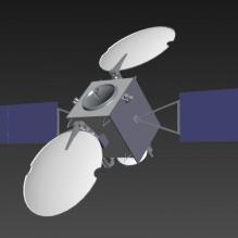 卫星-军事_武器-其它-CG模型-3D城
