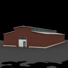 Warehouse01-室外建筑-工业_厂房-CG模型-3D城