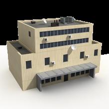 Building01-室外建筑-工业_厂房-CG模型-3D城