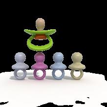 奶嘴-生活办公用品-其它-CG模型-3D城
