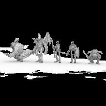 最终幻想11b-人物_角色-角色-CG模型-3D城