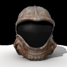 头盔poser
