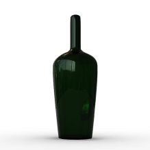 玻璃瓶-食品-饮料-CG模型-3D城