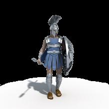 罗马古代战士