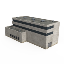 Building02-室外建筑-工业_厂房-CG模型-3D城