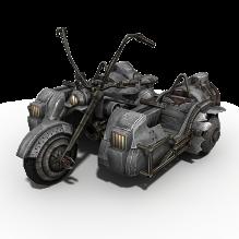 摩托车-汽车-摩托车-CG模型-3D城