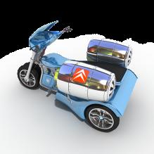 摩托车-汽车-其它-CG模型-3D城