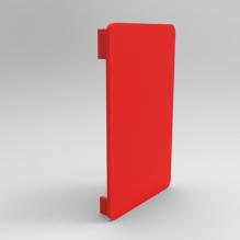 iPhone 5的墙-仪表板安装-艺术-3D打印模型-3D城