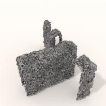 园艺构件-植物-其它-CG模型-3D城