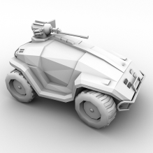 机动车-汽车-其它-CG模型-3D城