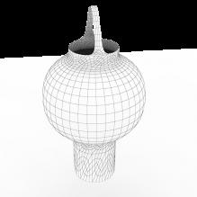 灯笼-生活办公用品-其它-CG模型-3D城