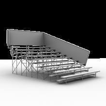 观众席-家居-桌椅-CG模型-3D城