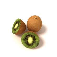 猕猴桃水果-食品-水果-CG模型-3D城