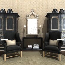 小客厅-室内建筑-客厅-CG模型-3D城