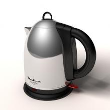 烧水壶-电子产品-家用电器-CG模型-3D城