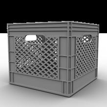 塑料筐-生活办公用品-办公用品-CG模型-3D城