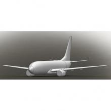 boeing-737-800-CG模型-3D城