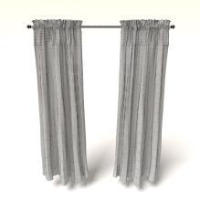 窗帘-家居-其它-CG模型-3D城