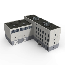Building03-室外建筑-工业_厂房-CG模型-3D城