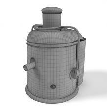 榨汁机-电子产品-家用电器-CG模型-3D城