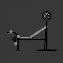 举重机-体育_爱好-体育器材-CG模型-3D城
