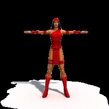 黑天使Elektra