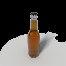 欧式啤酒瓶