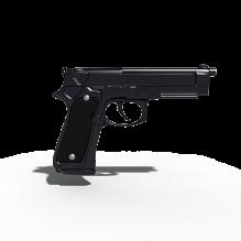 M9军用手枪