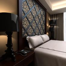 酒店商务间-室内建筑-卧室-CG模型-3D城