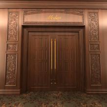 欧式大门-室内建筑-商业_办公-CG模型-3D城
