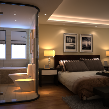 家装-室内建筑-卧室-CG模型-3D城