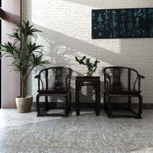 古典客厅-室内建筑-客厅-CG模型-3D城
