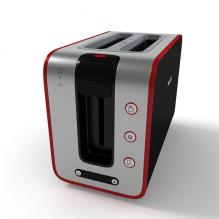 面包机-电子产品-家用电器-CG模型-3D城