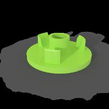 耗材卷轴8mm轴承-工业设备-零部件-CG模型-3D城