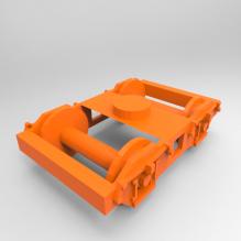 轮轨车-小工具-3D打印模型-3D城