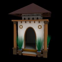 家庭清真寺