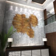 酒店前台大厅-室内建筑-酒店-CG模型-3D城