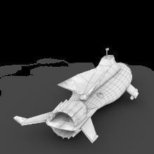 水艇-科技医疗-其它-CG模型-3D城