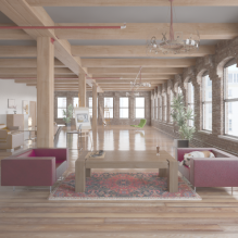 会客厅-室内建筑-客厅-CG模型-3D城