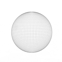 火星-科技医疗-航天卫星-CG模型-3D城