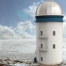 圣彼得天文学台-室外建筑-CG模型-3D城