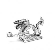 [故宫系列]-单龙吸珠摆件-家居生活-3D打印模型-3D城