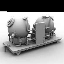 在线过滤器-工业设备-机器设备-CG模型-3D城
