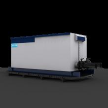 主回液箱-工业设备-机器设备-CG模型-3D城